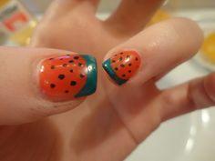 Fresh Fruit Nail Designs Ideas2