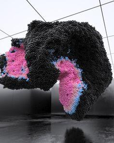 zhestkov: A personal supernova. The final piece for my art film...