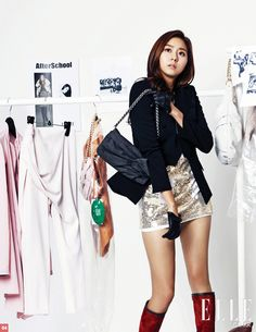 Uee ( Kim Yu-Jin) ★ #AfterSchool #Kpop #Fashion