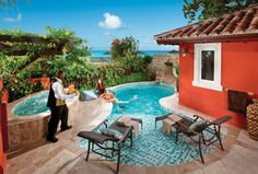 Sandals Grande Antigua Resort and Spa  -  Luxury Included