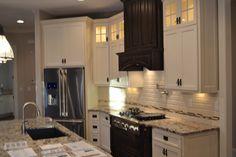 Custom kitchen @ The Aspen