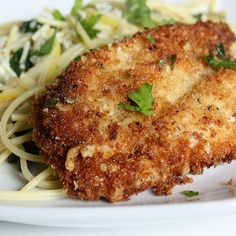 Oven Baked Chicken Parmesan Fox And Briar. Olive Garden Copycat Recipes: 3 New Parmesan Dishes. Parmesan Crusted Chicken, Breaded Chicken, Boneless Chicken, Fried Chicken, Olive Garden Recipes, Pasta, Restaurant Recipes, Copycat Recipes, Italian Recipes