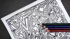 Color Me Happy:  Coloring books are suddenly catching on with adults