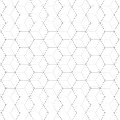 Patrón hexagonal Vector Gratis