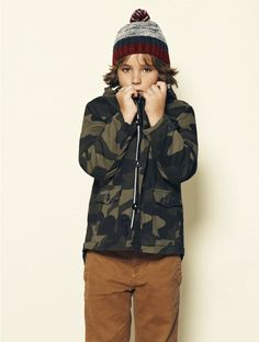 Mango Kids autumn/winter 2013 lookbook - Page 8 - Fashion news - Junior