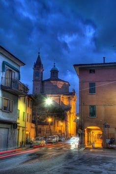 St Bartolomeo in Bologna ~ Emilia-Romagna, Italy Places Around The World, Around The Worlds, Places Ive Been, Places To Go, Thing 1, Ravenna, Bologna, City Lights, Sicily