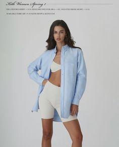 Women's Casual, Tops, Fashion, Moda, Fashion Styles, Fashion Illustrations