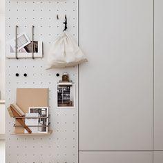 Marbodal Arkitekt plus vit - Svanenmärkt Floating Nightstand, Kids Room, Classic, Kitchen, House, Inspiration, Furniture, Vit, Home Decor