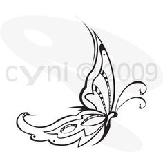 hmm where did i see this before, oh ya i asked an artist to draw me a butterfly tattoo and he drew this exact one!! how original was that.