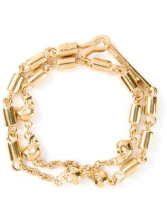 Explore our selection of designer bracelets for women at Farfetch. Get fast shipping on Gucci bracelets & Saint Laurent cuffs. Shop for brands you love now. Gucci Bracelet, Skull Bracelet, Bracelets, Bracelet Designs, Designing Women, Alexander Mcqueen, Jewelry Design, Boutiques, Gold