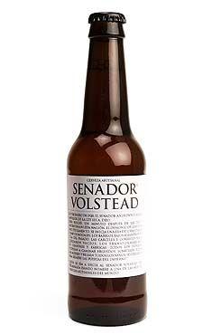 Senador Volstead, una cerveza para brindar por la Ley Seca