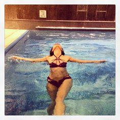 Zen  #swimming #langhamhotel #langham #perfect #calm #pleasure #me #relaxing #agentprovacateur #bikini #hotel #travel #traveling #trip #lovely #luxury #ootd #inlondon #london by girlinprada