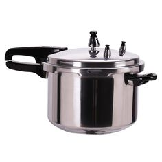 6-Quart Aluminum Pressure Cooker Fast Cooker Canner Pot Kitchen - Durable Aluminum Alloy Construction - Easy, Fast Cooking For Healthy Food - Multi-Function For Various Food -- Insider's special review you can't miss. Read more  : Pressure Cookers