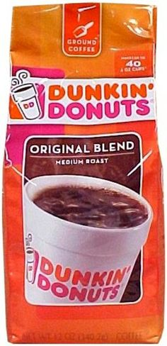 dunkin donuts coffee BEST COFFEE EVER!!!