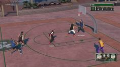 Funny Game of NBA 2k16 MyPark