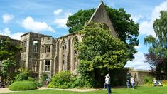 Romantic Ruins at Nymans National Trust West Sussex National Trust, Days Out, Romantic, Mansions, House Styles, Home, Decor, Decoration, Manor Houses