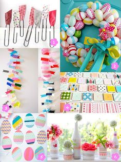 Easter home Ideas to decorate.