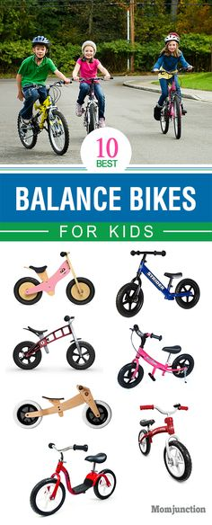 10 Best Balance Bikes For Kids: browse through our compilation of ten best balance bikes below!