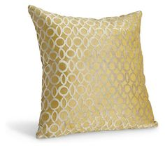 Ring Gold Pillow - Pillows - Accessories - Room & Board