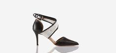 ''Gloria'' limited d'orsey style heel
