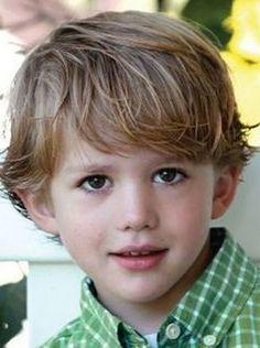 Little Boys Haircuts For Medium Hair