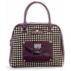 0cca93277c04 My Flat in London Houndstone Bowler Handbag to purchase call 951-734-5989  Bago