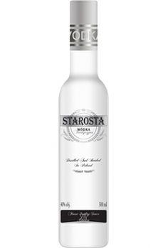 Polska wódka czysta, produkowana na bazie spirytusu zbożowego 3 krotnie destylowana.