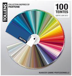 1000 id es sur le th me nuancier tollens sur pinterest for Peintures tollens nuancier