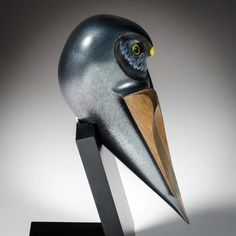 Te Ruru • New Zealand Owl by Rex Homan, Māori artist (KR131207)