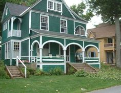 1000 Islands Vacation Rentals By Owner, Island Park, Thousand Islands, Park Homes, Victorian Homes, Ideal Home, Mansions, Architecture, House Styles