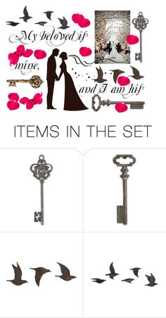 """""""Song of Solomon"""" by burlsgurl ❤ liked on Polyvore featuring art"""