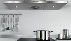 Hotte_DeepSilent Track Lighting, Ceiling Lights, Kitchen, Home Decor, Exhaust Hood, Cooking, Decoration Home, Room Decor, Ceiling Lamp