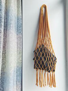 Macrame market bag, Net bag, Macrame bag, Handmade bag, Mesh bag, Market bag, Eco Bag, String bag, Macrame handbag, Avoska, Macrame tote bag by OhMyKnot on Etsy