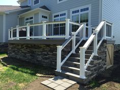 decks with stone skirting - Yahoo Image Search Results
