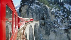 Grisons, Switzerland... | Most Beautiful Pages
