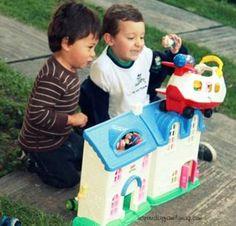 Why I Got My Son a Doll House