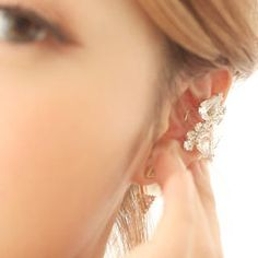 Crystal Ear Cuff from #YesStyle <3 kitsch island YesStyle.co.uk