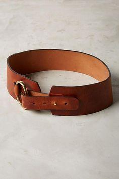 Slide View: 1: Nensi Belt #leatherbelts