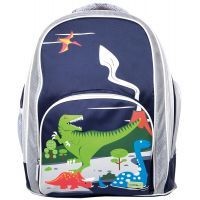 Bobble Art Dinosaur Large School Backpack www.mamadoo.com.au #mamadoo #bags #kidsbackpacks