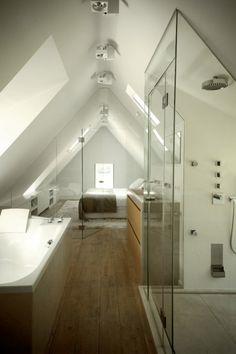 #inrichting! #interieur #wonen #woonkamer #slaapkamer #badkamer #huizen #zolder