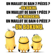 Bikini monokini bokunu - Beach World Memes Undertale, Citation Minion, Memes Super Graciosos, Minion Humour, Pokerface, Some Jokes, Good Humor, Minions Quotes, Monokini