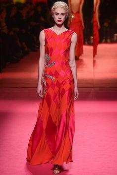 Schiaparelli Haute Couture Spring Summer 2015   Catwalk