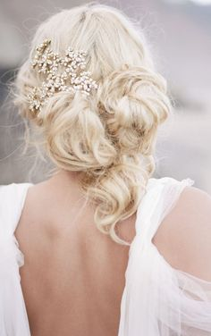 soft and romantic hair