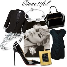 A fashion look from March 2014 featuring short-sleeve blazers, patent leather pumps and tote bag purse. Browse and shop related looks. Patent Leather Pumps, Purses And Bags, Christian Louboutin, Fashion Looks, Tote Bag, Polyvore, Shopping, Beautiful, Totes