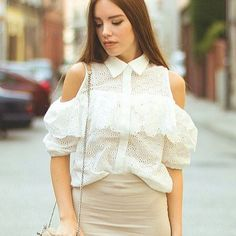 NEW LOVELY #STYLE #howtochic #outfit #fashionblogger #ootd