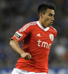 Manchester United get Nicolas Gaitan lifeline as Benfica open to Anderson swap