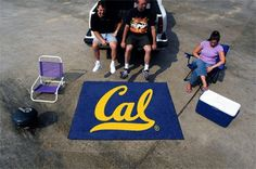 Fanmats Alabama Crimson Tide Tailgater Mat  http://allstarsportsfan.com/product/fanmats-alabama-crimson-tide-tailgater-mat/?attribute_pa_color=california-golden-bears  Show your team pride and add style to your tailgating party with FANMATS area rugs Made in U.S.A 100% nylon carpet and non-skid Duragon latex backing