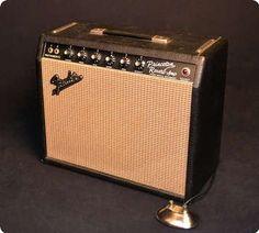 Fender / Princeton Reverb / 1965 / Black /Vintage Amp