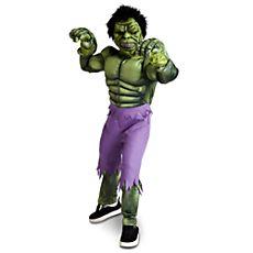 Hulk Deluxe Costume for Boys
