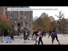 Boston College Law School admissions profile video